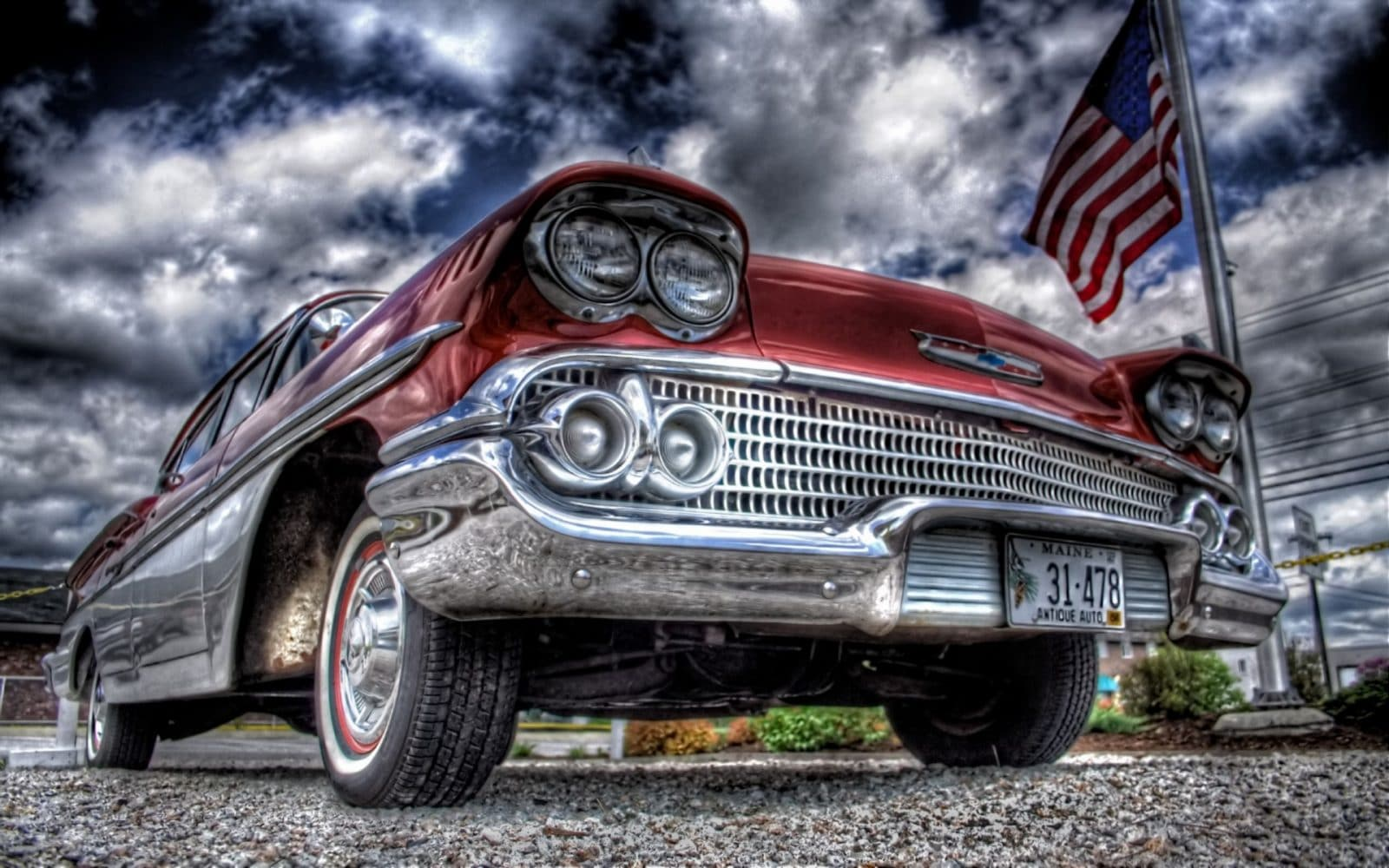 Midlake american carmeet summer edition 2015 auto - Old american cars wallpapers ...